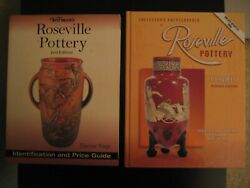 Roseville Pottery The Collectors Encyclopedia And Identification Price Guide