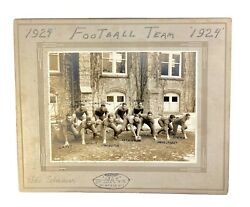 Vintage 1920s St. John's Military Academy Rifle Team And College Sports Photos