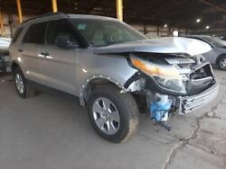 Driver Front Door Base Without Police Package Fits 11-15 Explorer 392217