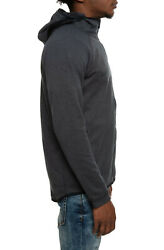 Nike Brooklyn Nets Showtime On Court Full Zip Hoodie [at8658-032] Grey Heather