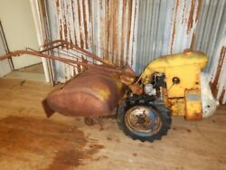 Vintage 1930and039s Frazer Farm Equipment Rototiller Graham Paige B-1-6 Two Cycle