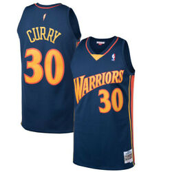 Stephen Curry Golden State Warriors 2009-10 Mitchell And Ness Swingman Jersey