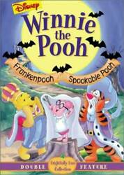 Winnie The Pooh - Frankenpooh And Spookable Pooh - Dvd - Very Good