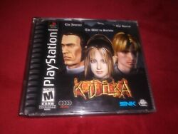 Koudelka Ps1 Playstation Complete With Registration Card Tested - Rare - Noice
