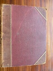 Analytical Concordance To The Bible Robert Young 7th Edition 3/4 Leather Bound