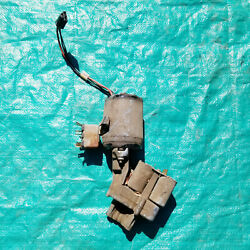 Oem 1965 Imperial Front Bench Power Track Set W/ Switch