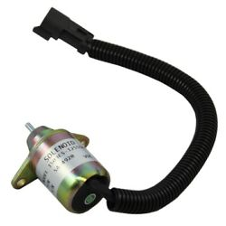 50xstop Shut Off Shutdown Solenoid For Yanmar Engine Replaces Thermo King