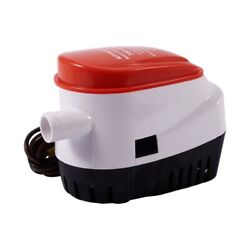 50xautomatic 12v Bilge Pump 750gph With Internal Float Switch Auto Water Boat