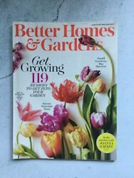 Better Homes And Gardens March 2017 Get Growing 119 Joanna Gaine Bhg Free Shipping