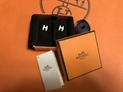 Hermes Mini Pop Ash Earrings Maturity Nationwide Sold Out