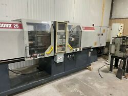 Van Dorn Demag 25 Ton Injection Molding Machine See Video 2 For The Price Of 1