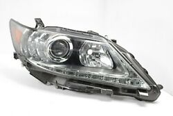 2013-2015 Lexus Es 350 Front Right Headlight Led Daytime Light See Pictures
