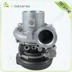Turbocharger For Cummins Isx Qsx15 Isx04 For Holset He551v 3786263 4043226rx