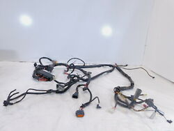 Harley Davidson Road And Electra Glide Ultra And Classic Main Wiring Wire Harness