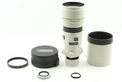 【 Mint 】 Minolta Af Apo Tele 400mm F/4.5 G High Speed Lens A Mount From Japan