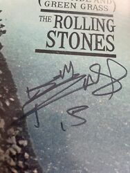 Keith Richards Signed Psa Dna Big Hits High Tide And Green Grass Rolling Stones