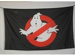 Ghostbusters flag 3x5 feet ghost buster movie flag banner for room dorm wall
