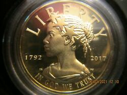 2017 United States Mint American Liberty 225th Anniversary Gold Coin Item 17xa