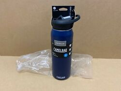 Camelbak Eddy+ Sst Vacuum Insulated Stainless Steel Water Bottle 32oz Color Navy