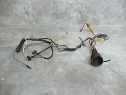 Omc Oem Motor Cable Assy 0582061