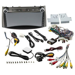 10.1'' Android 10.1 Car Stereo Radio Gps Wifi Dvd Player For Lexus Is250 2005-10