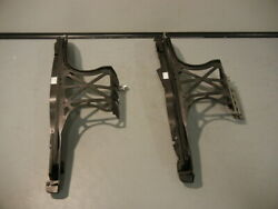 Two Right Saddlebag Latches For 2014-2021 Harley Davidson Touring Models - Used