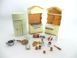 Calico Critters Sylvanian Families Kitchen Furniture Playsets