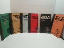 Vtg Delta Milwaukee Getting The Most Out Of Your Tools Booklets See List Lot 6