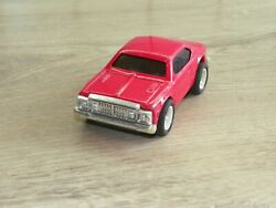 Vintage Rare 60s. Tonka Tin Toy Red Sport Car Made In Japan - Collectables