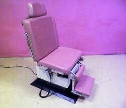 Umf 5020 Hydraulic Lift Economy Power Exam Table Ent Patient Procedure Chair