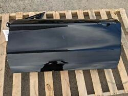 2011 2012 2013 2014 Ford Mustang Gt Front Driver Left Coupe Door Oem Assembly