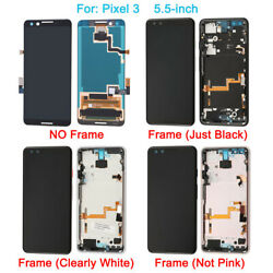 For Google Pixel 1 2 3 3a 4 5 Xl 4a Oled Display Lcd Touch Screen Digitizer Lot