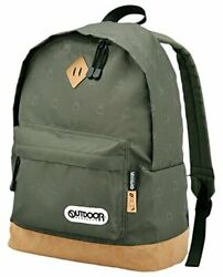 My Neighbor Totoro Outdoor Products Collaboration Daypack Olive Backpack