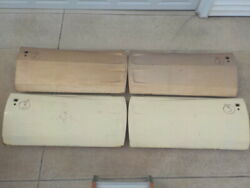 68 69 70 Dodge Charger Doors Driver Passenger Three Pairs Sold In Sets Of Two