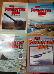 The Forgotten War Pictorial History Of Wwii In Alaska And Northwestern Canada Set