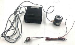 Transducer Techniques Rts-10 Load Cell 10 In Oz W/ Dpm-3 Digital Panel Meter