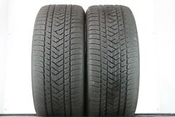275/50/20 Pirelli Scorpion Winter Pair Of Two 2 Tires 6/32nds Tread Life