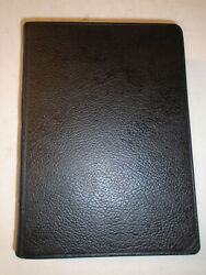 1964 - Samuel Bagster Companion Bible, Full Leather Cover