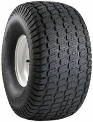 2 New Carlisle Turfmaster Lawn And Garden Tires - 18x850-8 Lrb 4ply 18 8.5 8