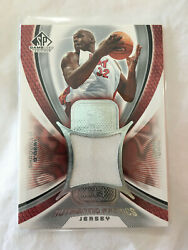 Shaquille Oneal Game Used Jersey Sp Miami Heat Limited 2005 Basketball Card