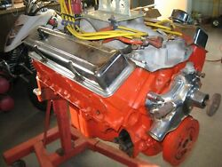 327 Engine, Powerglide Trans And Misc. Parts Original To A 1968 Chevrolet Camaro