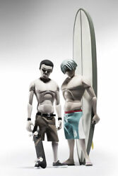 Coarse Toys - Flake Fluid And Float 10th Anniversary Cream Edition