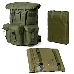 Military Army Rucksack Alice Pack System With Alloy Alice L Plus Sleepig Mat