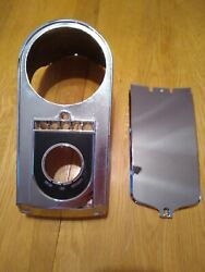 Harley-davidson Softail Gas Tank Center Console 71273-96 And Trim