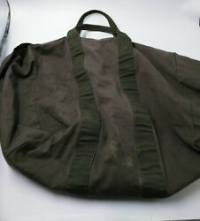 Us Military Flyers Pilot Kit Bag Canvas Flight Duffle Us Army Air Force