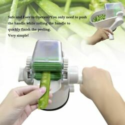 Multi-functional Hand Shaking Pea Molting Machine Healthy Durable Pea Sheller
