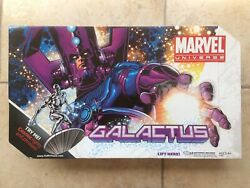 Marvel Universe Galactus + Silver Surfer Sdcc Exclusive New In Box See Photos