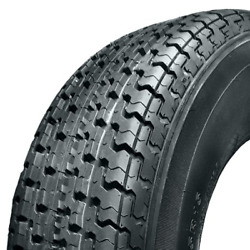 4 New Omni Trail Radial Trailer Tires - St235/80r16 124l Lre 10ply 235 80 R16