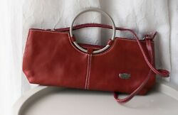 Vintage Women Leather Bags L#x27;ARTIGIANO SORRENTINO Made in Italy $60.00