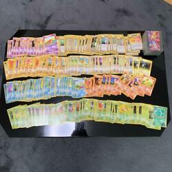 Pokemon Cards Old Back Bulk250 Sheets With Card Case Addition